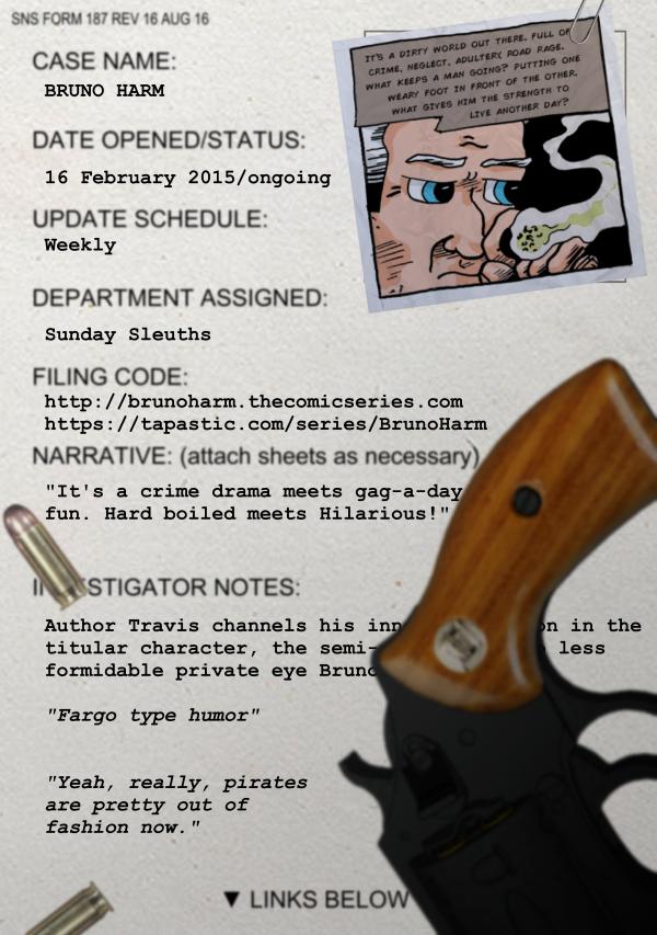 Case File: Bruno Harm